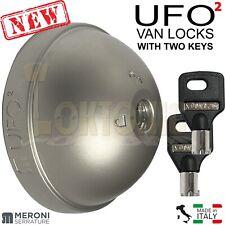 Meroni ME8092 UFO2 Van Door lock Gates Sheds Trucks Campers Glass Doors