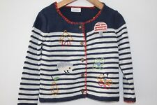 Next Baby Girls knitted Cardigan 100% Cotton 12-18 months