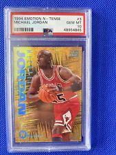 1994 Emotion N-tense Michael Jordan PSA 10, Beauty!