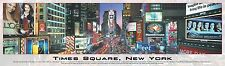 Buffalo Games Panoramic Times Square New York 750 Piece Jigsaw Puzzle