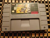 Urban Strike SUPER NINTENDO SNES Game Tested + Working & Authentic!