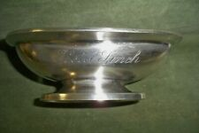 Finch Hotel / Franklin Hotel Spartanburg Sc Silver Plate Hotel Serving Bowl
