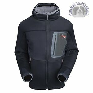 sitka gear Traverse Cold Weather Hoody  color black 70002