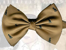 AUSTRALIA INTERNATIONAL RUGBY BOW TIE - IM EVANS ( WALES ) COLLECTION