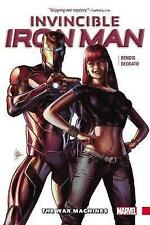Invincible Iron Man, Volume 2: The War Machines by Marvel Entertainment -Hcover