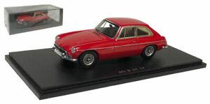 Spark S4141 MG B GT V8 1973 - 1/43 Scale