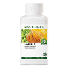 Nutrilite Lecitina con vitamina E Inhibidor Reductor de grasa suplemento Orgánico