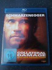 Blu Ray Collateral Damage, Arnold Schwarzenegger