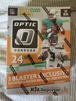 2020 Panini Donruss Optic Football Blaster Box 💎FANATICS EXCLUSIVE💎RED HYPER💎