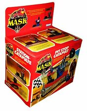 M.A.S.K. MASK Kenner - Pit Stop Catapult - Vintage 1987 New! MISB! AFA IT!