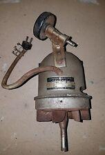 Vintage General Electric A.C motor CLEANER MODEL AVF804 115VOLT FOR FAN?