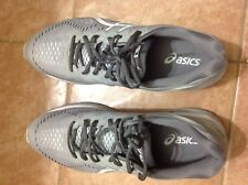 Asics Gel Kayano 23 Size US 14 M (D) Men's Running Shoes Gray White T646N