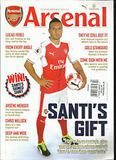 THE OFFICIAL Arsenal Magazine    October 2016  PRINTED IN UK