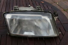 2000 SAAB 9-3 Headlamp O/S (RH) Good used condition, including bulbs / motor