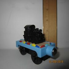 Old Puffer Pete's 150th Anniversary Car Chuggington Magnetic Train Tomy Pete