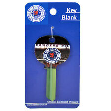 RANGERS FC STADIUM CLUB CREST BLANK DOOR KEYS KEY NEW SOUVENIR GIFT XMAS