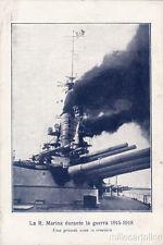 * WWI - Marina Italiana - Una Grande Nave in Crociera