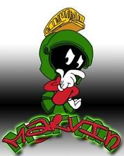 Marvin the Martian # 10 - 8 x 10 Tee Shirt Iron On Transfer