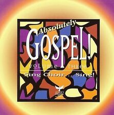 New: Various Artists: Absolutely Gospel 3  Audio Cassette