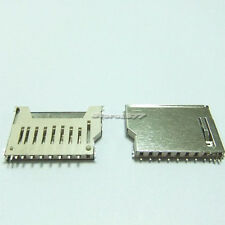 10 pcs SD Memory Card Socket 9 Pin Connector Short s667