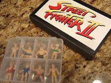(1) Street Fighter 5 figure E Honda Blanka Guile Zangief Dhalsim Ryu Ken Chun-Li