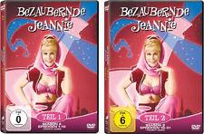 4 DVDs *  BEZAUBERNDE JEANNIE - SEASON 2 ( 2.1 + 2.2 IM SET ) # NEU OVP  <