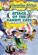 Attack of the Bandit Cats (Geronimo Stilton), Geronimo Stilton, Used; Good Book
