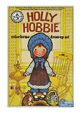 Colorforms Retro Holly Hobbie Art and Craft Kit #104 - Retro Style Toy Set, Doll