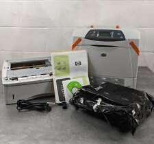 New HP LaserJet 4350tn Laser Printer