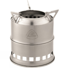 Robens Lumberjack Wood Stove - Compact, Lightweight, Camping, Hiking