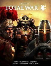NEW The Art of Total War: From the Samurai of Japan to the Legions of the North