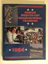 NASCAR WINSTON CUP GRAND NATIONAL 1984 YEARBOOK