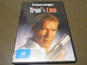 071 DVD - TRUE LIES -  LOOKS NEW, AUST ZONE 4