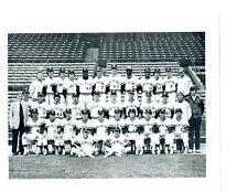 1976 MILWAUKEE BREWERS 8X10 TEAM PHOTO AARON LAST YEAR  BASEBALL HOF MLB