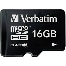 Verbatim premium scheda microsdhc 16 gb class 10