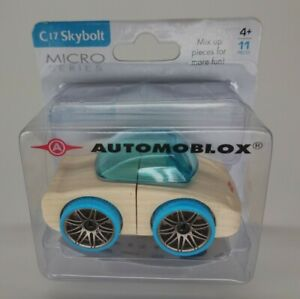 AUTOMOBLOX Micro Series C17 Skybolt New Sealed Play Monster Customize