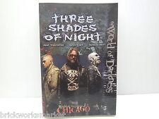 Three Shades Of Night The World Of Darkness Chicago White Wolf New