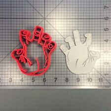 Halloween - Zombie Hand 100 Cookie Cutter