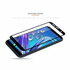 Tempered Glass Full Cover For Asus Zenfone 3 Max Screen Protector Tempered Glass