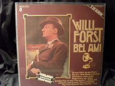 Willi Forst - Bel Ami    2 LPs