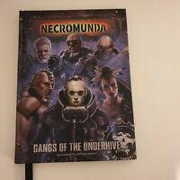 Necromunda Gang of the underhive