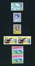 Ceylon 1963-64 selection of 5 commemorative singles & sets of 2.