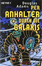 Per Anhalter durch die Galaxis von Adams, Douglas | Buch | Zustand gut