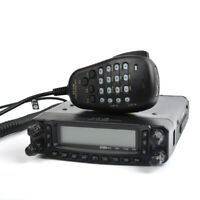 HYS FM Transceiver Radio 27/50/144/430Mhz Quad Band HF&VHF&UHF  800 Channels Ham