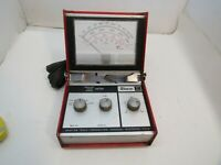 Vintage Snap On MT414 Primary Tach Meter Collectible