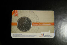 NL Coincard 2 1/2 Gulden 1979 UNC Unie van Utrecht RIJKSDAALER