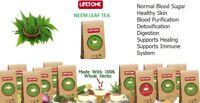 Neem Leaf Herbal Tea,Rapid Weight loss, Strong Detox Tea,20 Teabags