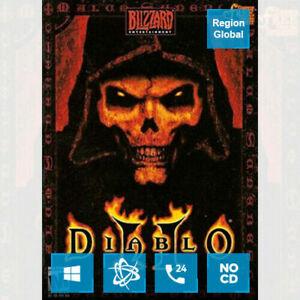 Diablo 2 II for PC Key Region Free