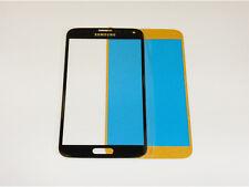 Samsung GALAXY s5 i9600 g900f LTE Front Vetro Touch Touchscreen Nero