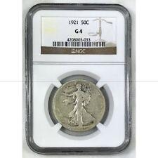 1921 Walking Liberty Half NGC G4 *Rev Tye's* #3033119